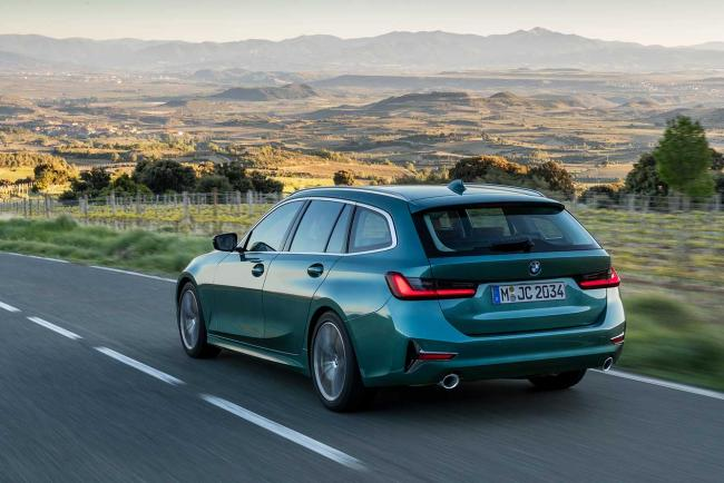 BMW Série 3 Touring : le break sportif par excellence ?