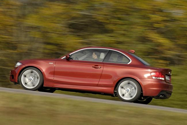 Galerie Bmw Serie1-Coupe