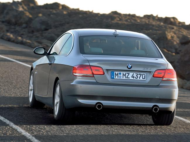 Galerie Bmw Serie3-Coupe