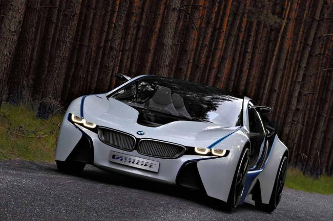 Album bmw vision efficientdynamics