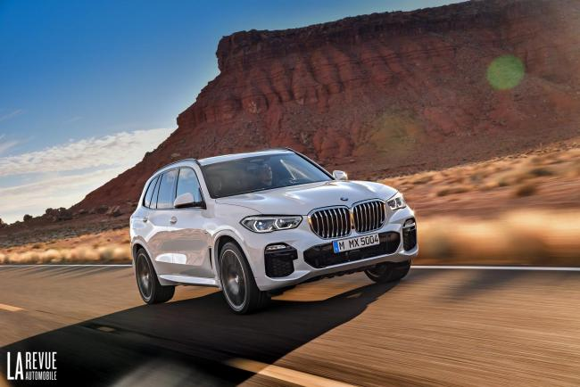 Bmw x5 plus grand et plus technologique
