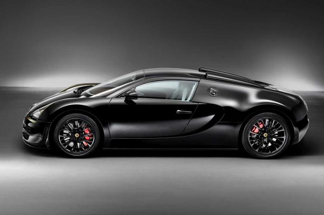 Photo Bugatti Veyron Black Bess Interieur Exterieur Annee