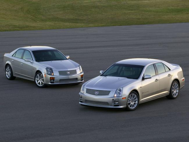 Galerie Cadillac STS