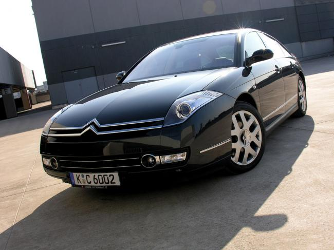 Photos citroen c6