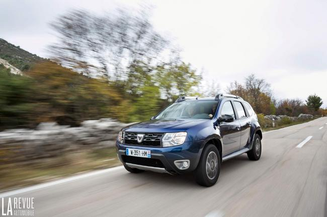 Le dacia duster 7 places appele grand duster