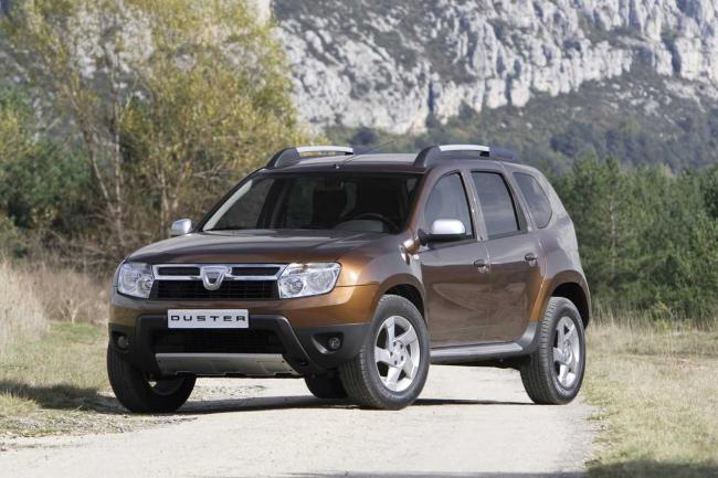 Dacia duster son veritable visage