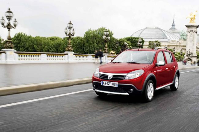 Photos dacia sandero stepway
