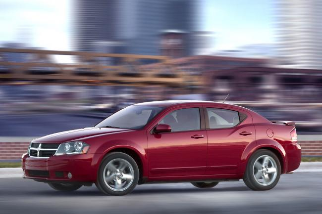 Album dodge avenger