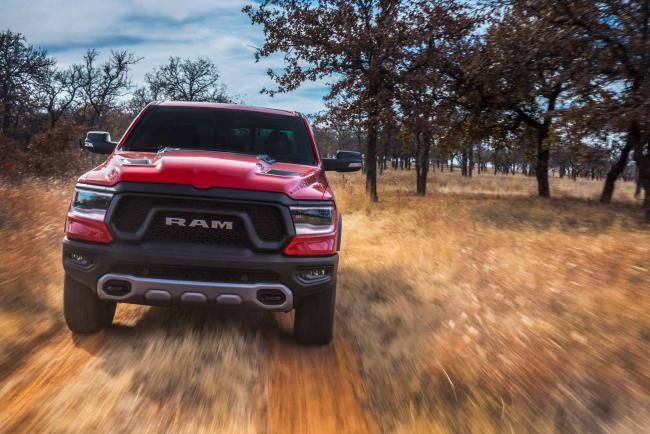 Dodge ram 1500 le pick up americain de nouvelle generation