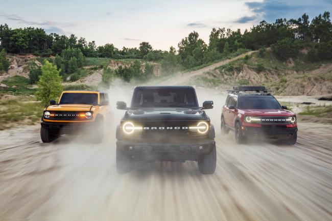 Galerie Ford Bronco 2021
