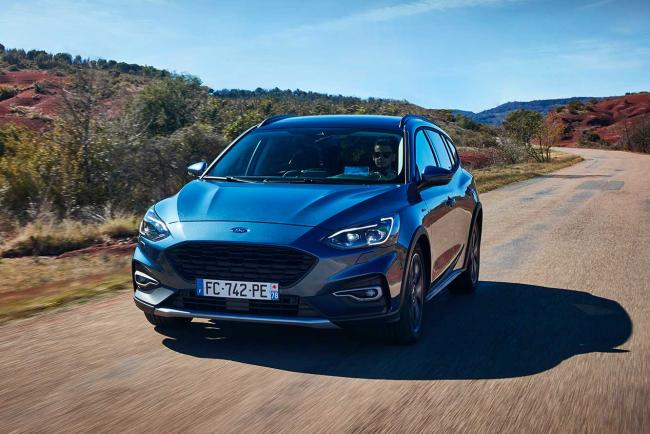 Galerie FORD Focus Active SW