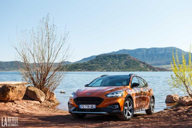 Galerie Ford Focus Active
