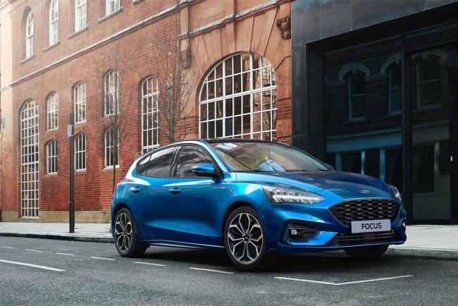Galerie Ford Focus EcoBoost mHEV : le micro hybride arrive sur Focus