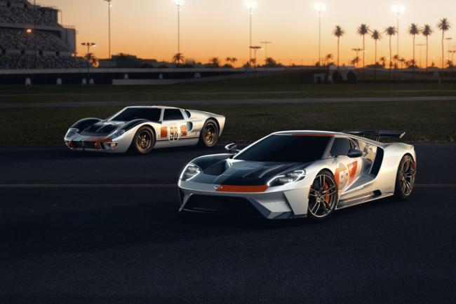 Galerie Ford GT Heritage Edition 2020