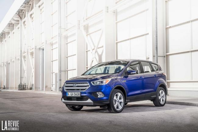 Ford se dit ouvert a la creation dun suv badge rs
