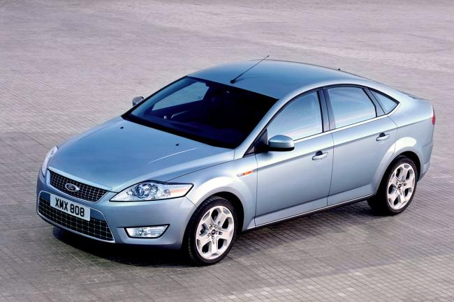 Galerie ford mondeo