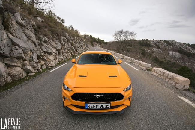 Essai Ford Mustang GT V8 : mon petit poney fragile