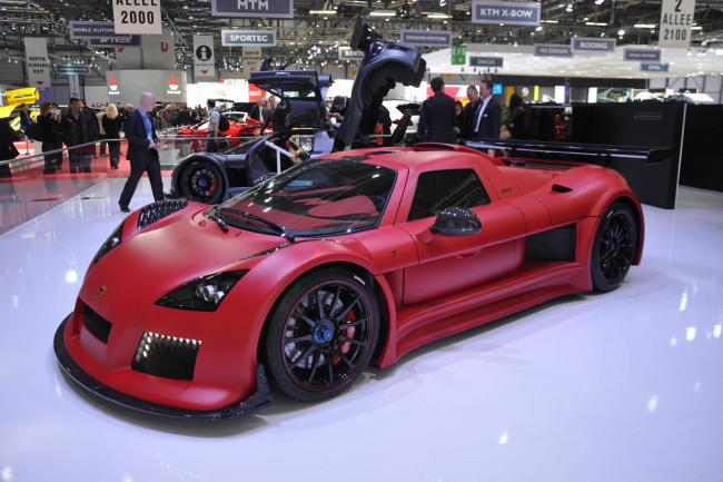 Images gumpert apollo 2013