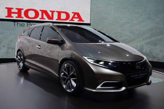 Images honda civic break concept