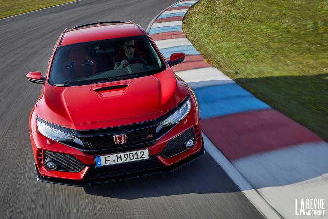 Essai honda civic type r emotion ou es tu