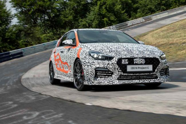 test-Hyundai-i30-N-Project-C