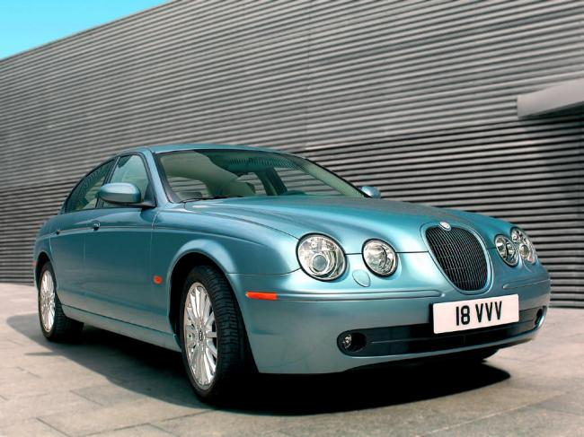 Photos jaguar s type