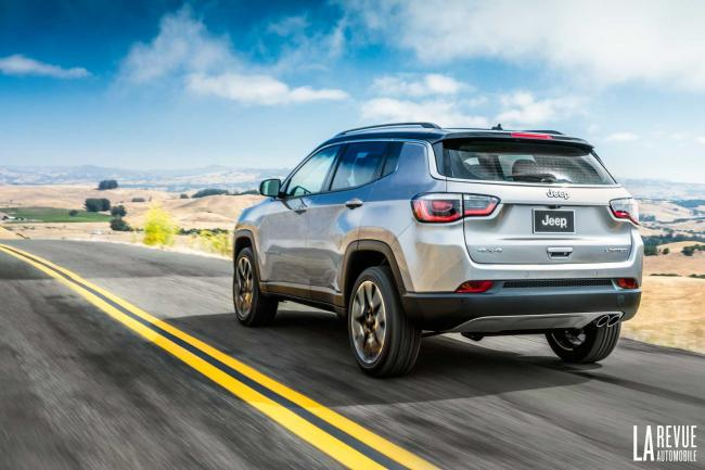 Galerie Jeep Compass-2018