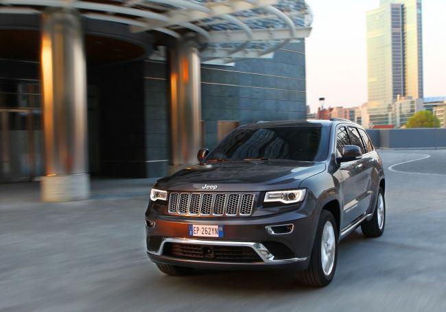Images jeep grand cherokee summit