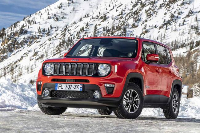 Galerie Jeep Renegade Quiksilver Winter Edition