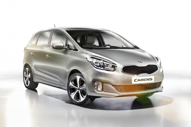Photos kia carens