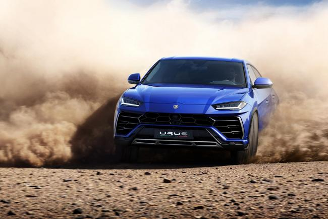 Lamborghini urus superlativement votre