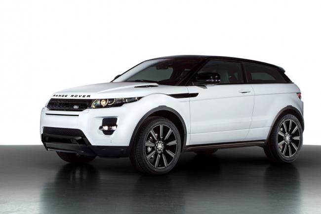 Album land rover evoque si4 black design pack