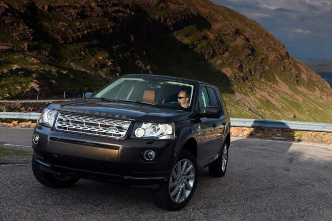 Album land rover freelander 2013