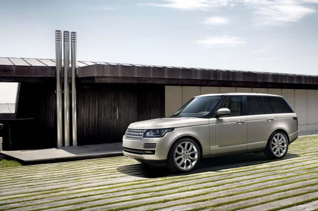 Photos land rover range rover 2013