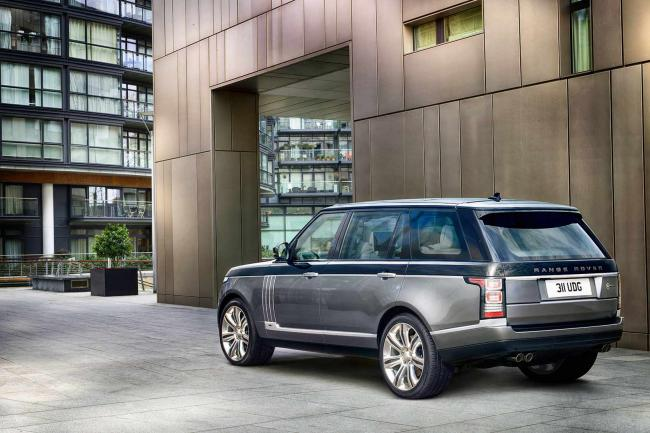 Range rover svautobiography puissance et decadence