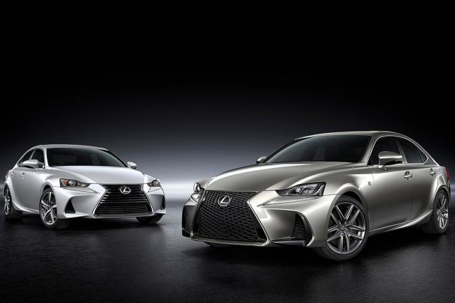 Lexus is le cap du million d exemplaires