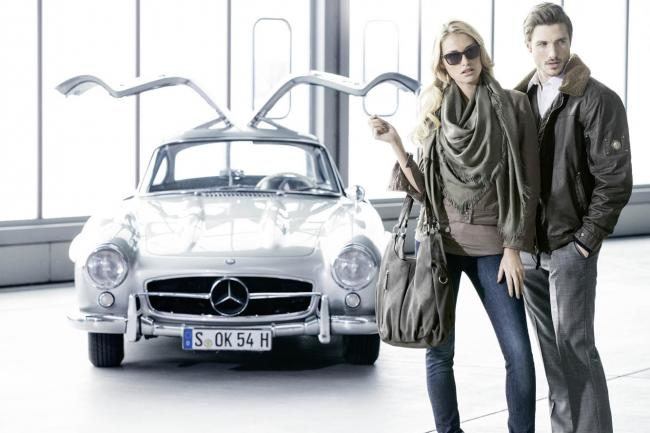 Mercedes une collection 2013 tres trendy