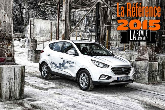 Hyundai ix35 fuel cell la voiture ecologique de reference 2015