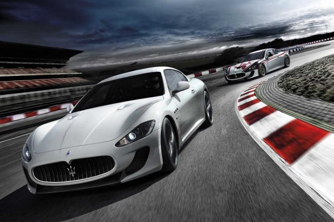 Photos maserati granturismo mc stradale