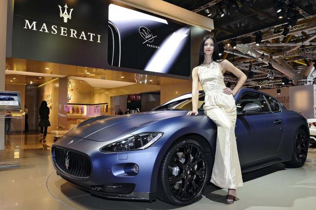 Images maserati granturismo s limited edition