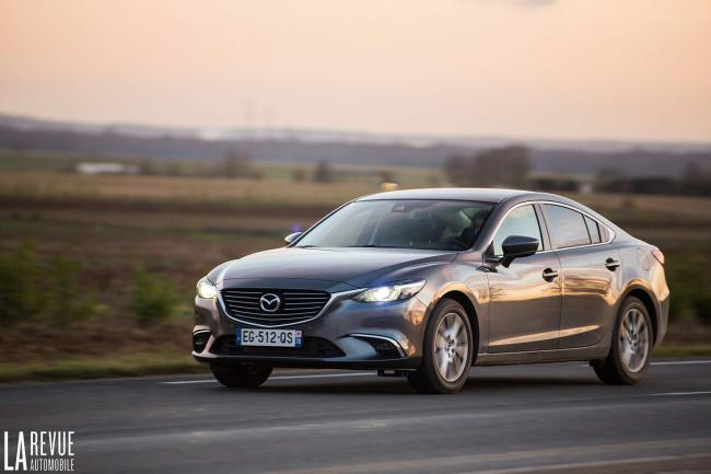 Essai mazda 6 skyactiv d 150 alternative interessante