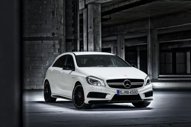 Galerie mercedes a 45 amg