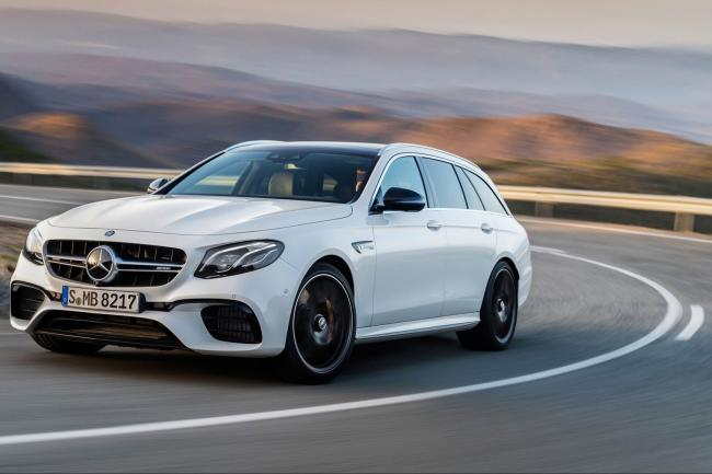 Mercedes AMG E63 S Estate : un record sur le Nurburgring