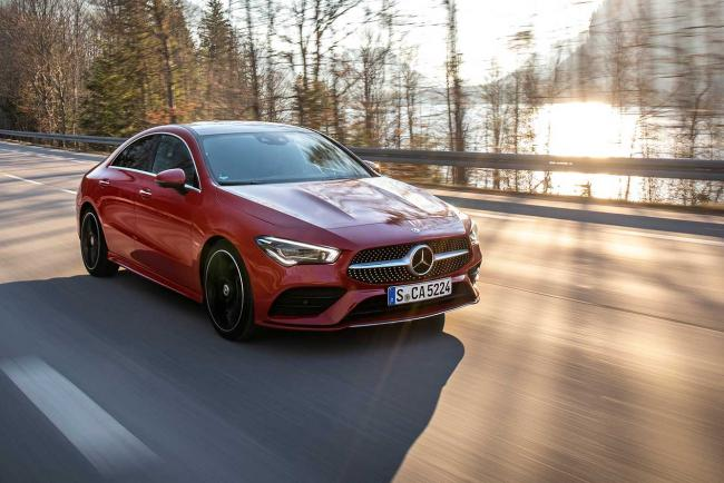 Mercedes-CLA-Coupe