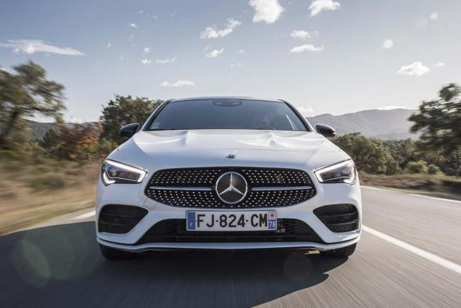 ESSAI : Reconquérir son EX en Mercedes CLA Shooting Brake