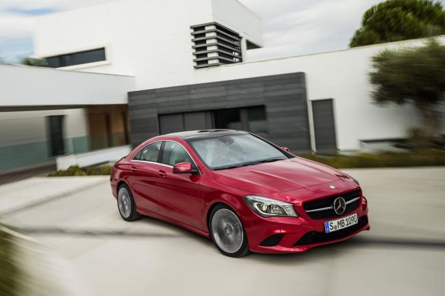 Photos mercedes cla
