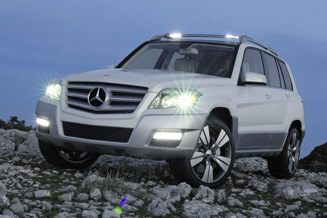 Mercedes glk 220 cdi blueefficiency 2wd