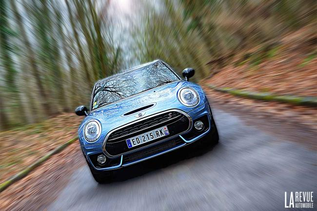 Essai mini clubman cooper sd 4all la mini en grand