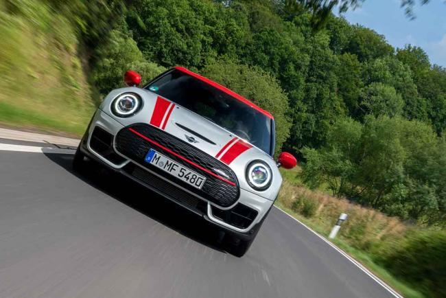 Essai Mini Clubman John Cooper Works : Rocketman !