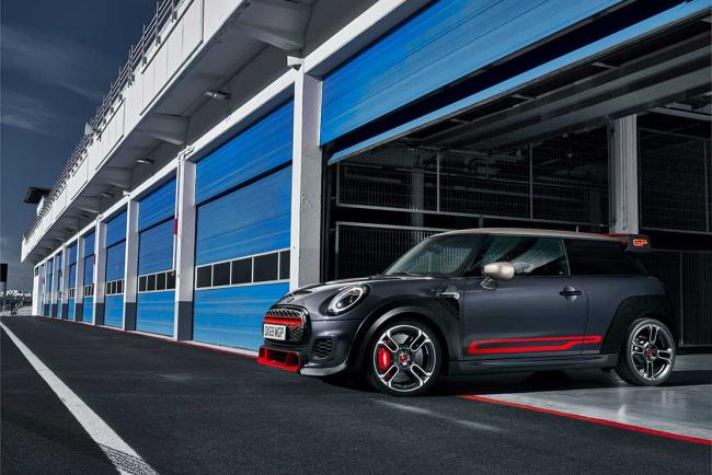 Mini John Cooper Works GP : une artillerie SUPER lourde !